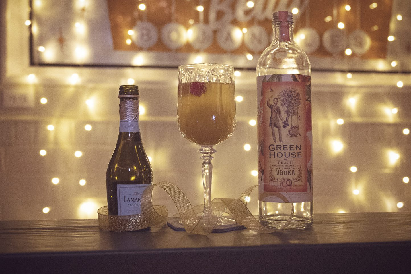 New Year Cocktail: The Ball Drop